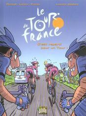 Le Tour de France t.2 ; c'est reparti pour un Tour ! - Intérieur - Format classique