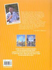 Le Tour de France t.2 ; c'est reparti pour un Tour ! - 4ème de couverture - Format classique