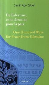 De palestine, cent chemins pour la paix - Intérieur - Format classique