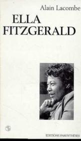 Ella Fitzgerald - Couverture - Format classique