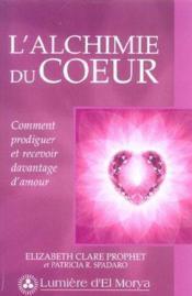 L alchimie du coeur - Couverture - Format classique