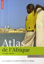 Vente  Atlas de l'Afrique (édition 2009)  - Stephen Smith