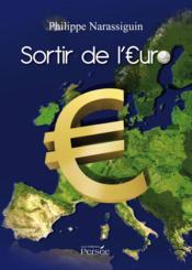 Sortir de l'Euro - Couverture - Format classique
