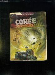 Coree 38 Parallele. - Couverture - Format classique