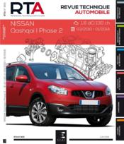 Vente livre :  REVUE TECHNIQUE AUTOMOBILE N.805 ; Qashqai I ph2:1.6 dci (130 ch) 03/2010A 2014  - Collectif