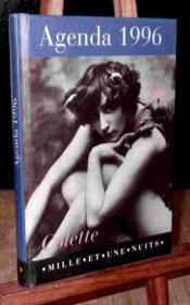 Agenda Colette 1996 - Couverture - Format classique