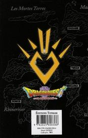 Dragon quest t.6 - 4ème de couverture - Format classique