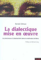 Dialectique Mise En Oeuvre - Intérieur - Format classique