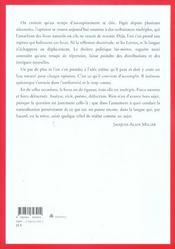 Elucidation N.O/A/7 - 4ème de couverture - Format classique