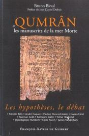 Qumran et les manuscrits de la mer morte - Intérieur - Format classique