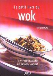 Le petit livre du wok - Intérieur - Format classique