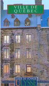 Ville De Quebec - Couverture - Format classique