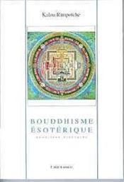 Bouddhisme Esoterique - Couverture - Format classique