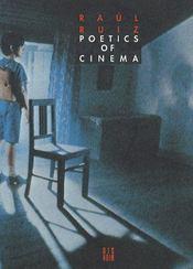 Poetics of cinema - Couverture - Format classique