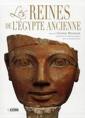 Les Reines de l'Egypte ancienne - 4ème de couverture - Format classique