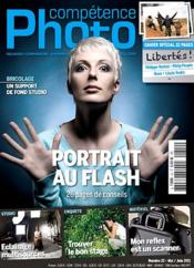 Vente livre :  Competence Photo N.22 ; Portrait Au Flash  - Collectif