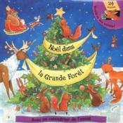 Noël dans la grande forêt - Couverture - Format classique