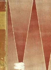 Les Celibataires. Le Livre De Demain. - Couverture - Format classique