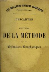 Discours De La Methode Suivi Des Meditations Metaphysiques. - Couverture - Format classique