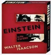 Einstein La Vie D Un Genie - Couverture - Format classique