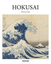 Vente livre :  Hokusai ; chevaucher la vague  - Rhiannon Paget