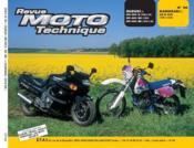 Rmt 86.4 Suzuki Dr 350 S-350 Sh/Kawasaki Zz R 600 - Couverture - Format classique