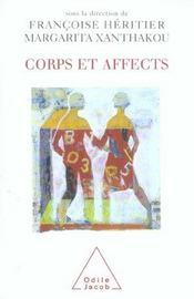 Corps Et Affects - Intérieur - Format classique
