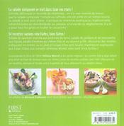 Salades ! - 4ème de couverture - Format classique