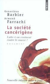 La société cancerigène - Intérieur - Format classique