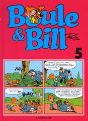 Boule & Bill T.5 - Intérieur - Format classique