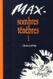 Sombres ténèbres t.1 - Couverture - Format classique