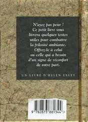 Parlez-Moi De Courage - 4ème de couverture - Format classique