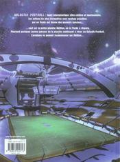 Galactik football t.1 ; sur la trace des champions - 4ème de couverture - Format classique