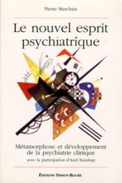 Le nouvel esprit psychiatrique - Couverture - Format classique