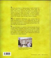 La cuisine mediterraneene ou les vertus de l'huile d'olive - 4ème de couverture - Format classique