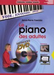 Le piano des adultes - Intérieur - Format classique