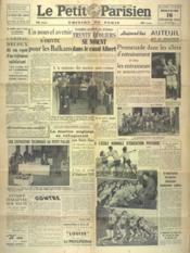 Petit Parisien Edition De Paris (Le) du 16/02/1941 - Couverture - Format classique