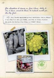 Legumes Et Fruits Oublies - Mon Car - Couverture - Format classique
