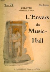 L'Envers Du Music-Hall. Collection : Select Collection N° 80 - Couverture - Format classique