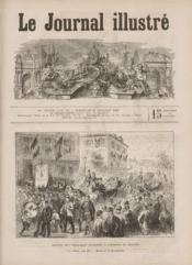 Journal Illustre (Le) N°30 du 26/07/1874 - Couverture - Format classique
