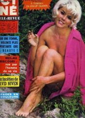 Cine Revue Tele-Revue - 45e Annee - N° 4 - Quand L'Inspecteur S'Emmele - Couverture - Format classique