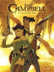 Vente  Les Campbell T.2 ; le redoutable pirate Morgan  - Jose-Luis Munuera