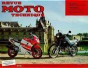 Rmt 87.3 Honda Cbr600f(91/98)/Yamaha Xtz 660(91/98) - Couverture - Format classique