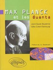 Max Planck et les quanta - Intérieur - Format classique