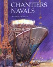 Chantiers navals - Couverture - Format classique