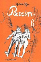 Pascin t.56 - Couverture - Format classique