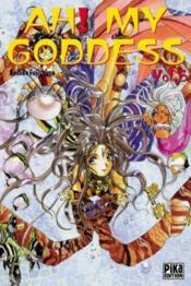 Ah! my goddess t.5 - Couverture - Format classique