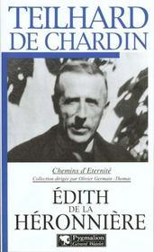 Teilhard de chardin - Intérieur - Format classique