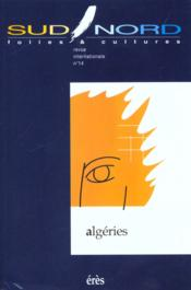 Sud/Nord 14 - Algeries - Couverture - Format classique
