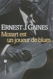Mozart Est Un Joueur De Blues - Intérieur - Format classique